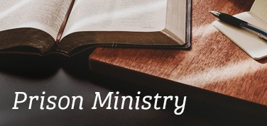 Prison Ministry Training