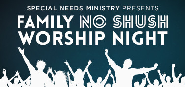 Special Needs Worship Night